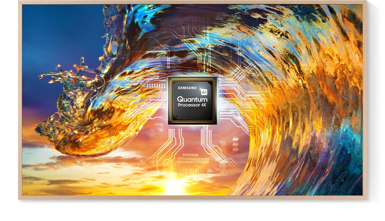 4K AI processor