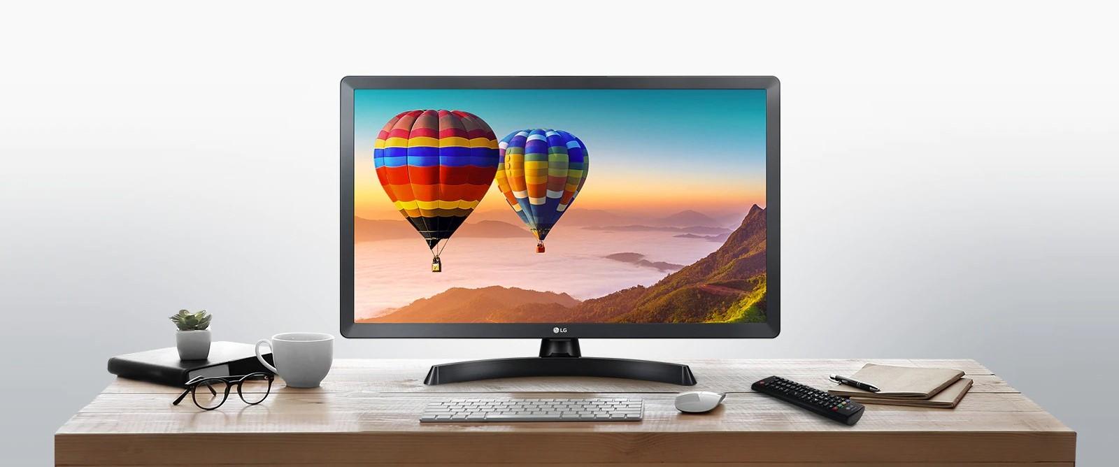 LG LED TV Monitor