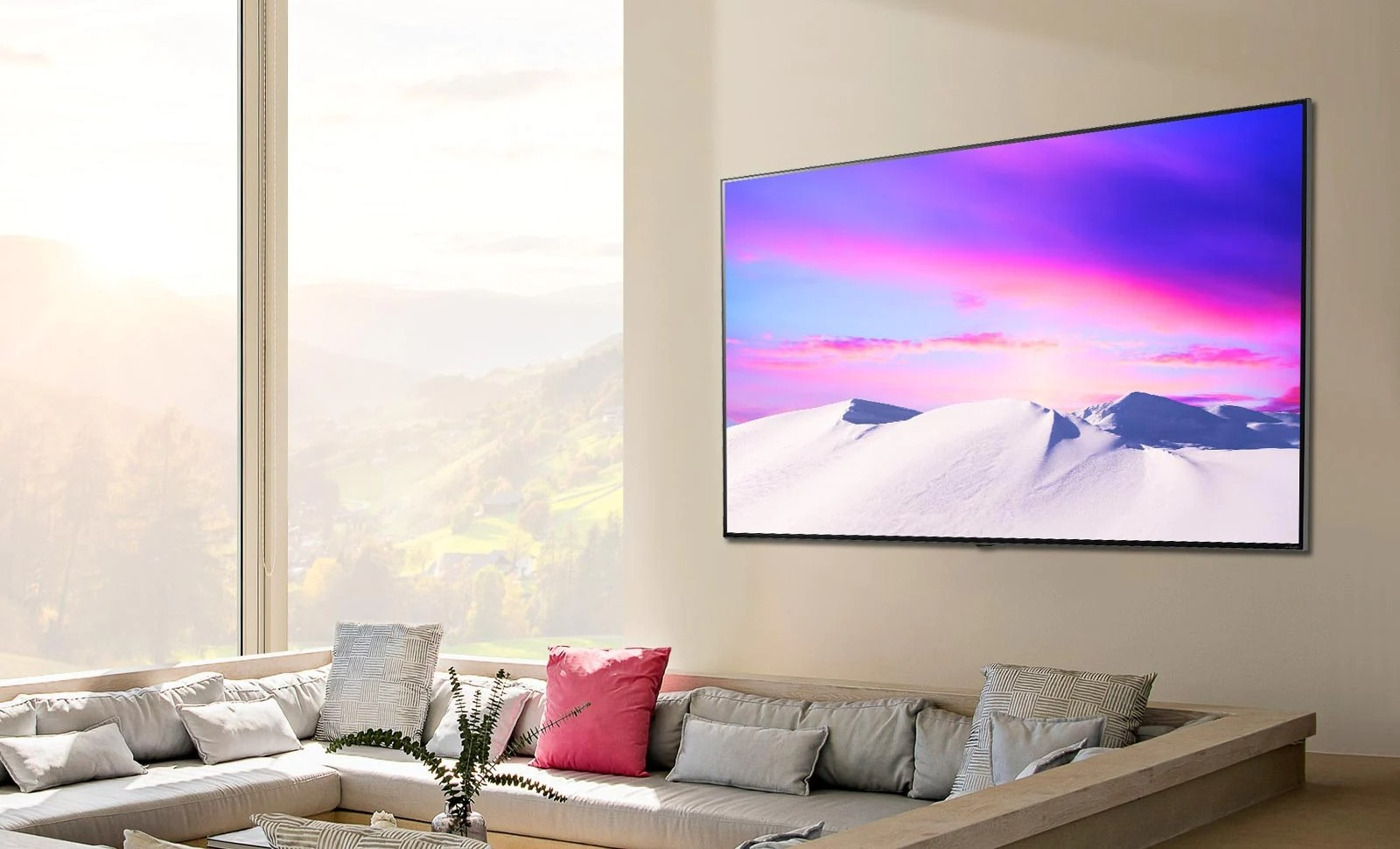 Τηλεόραση με περισσότερες από μία καλλιτεχνικές πλευρές