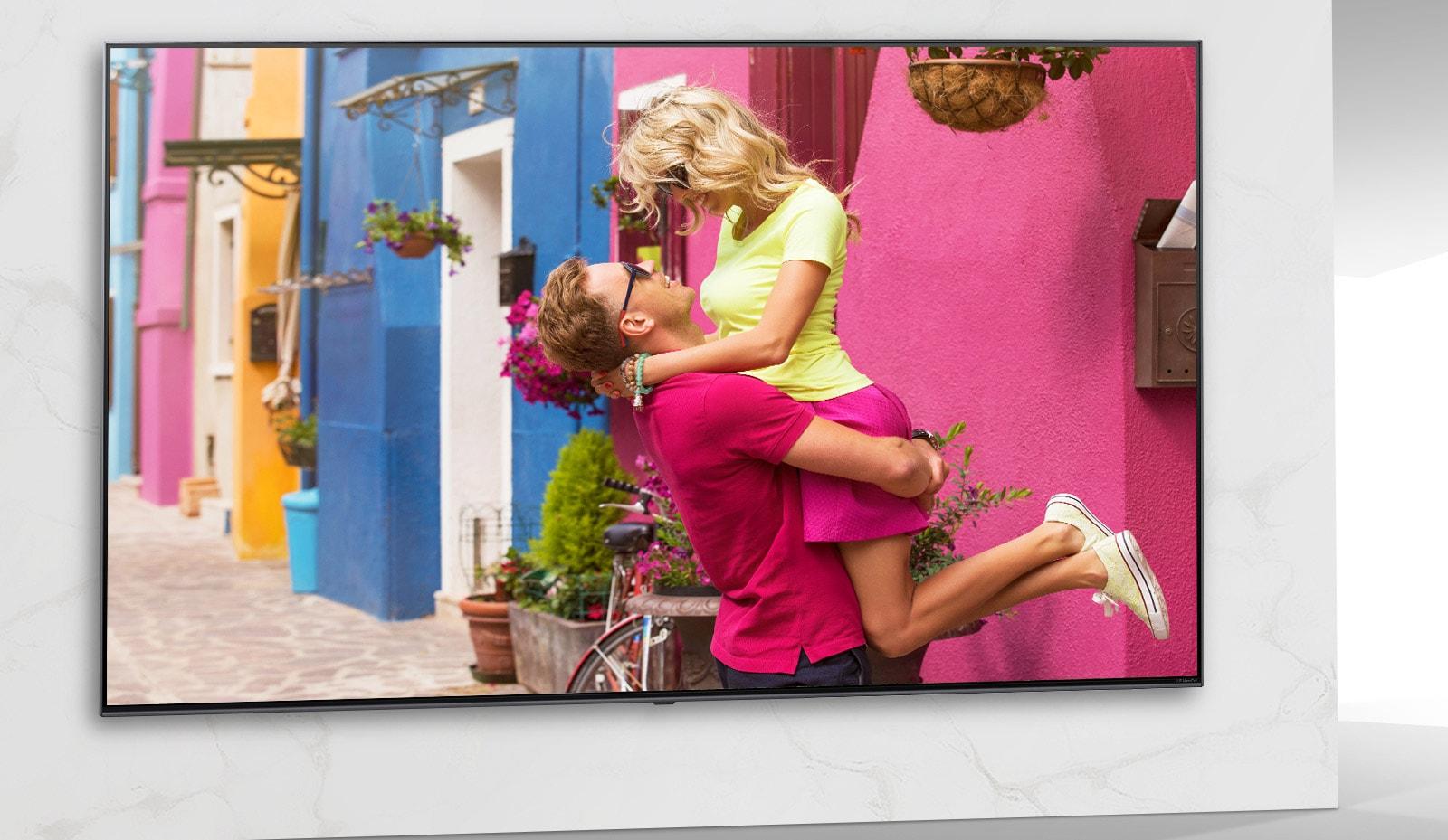 Ρεαλιστικά χρώματα από κάθε γωνία θέασης