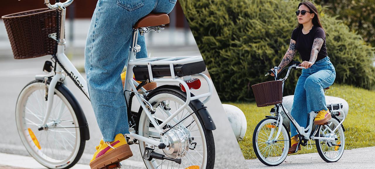 Ηλεκτρικό ποδήλατο Nilox Doc J1