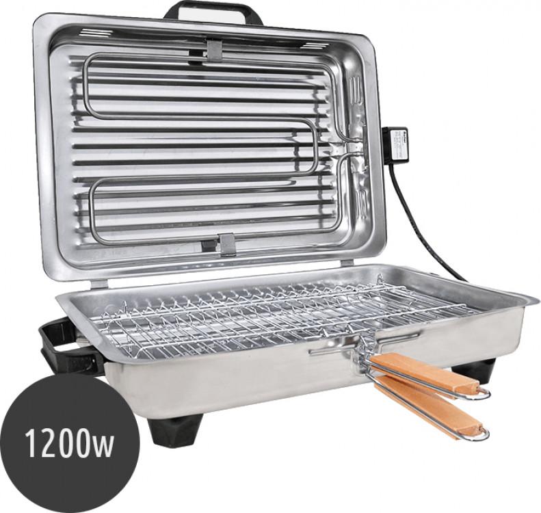 Grill Roller 1200W Inox 18/D