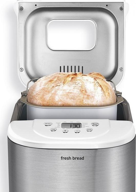 Baker Maker Izzy 004 FRESH BREAD Inox