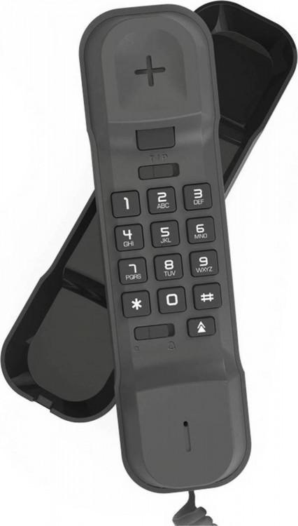 Τηλέφωνο Ενσύρματο Alcatel Temporis T06 Λευκό