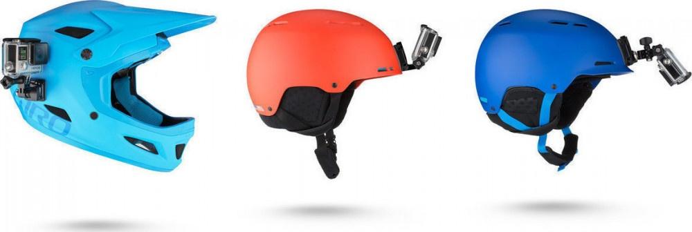Helmet Front and Side Mount GoPro (AHFSM-001)