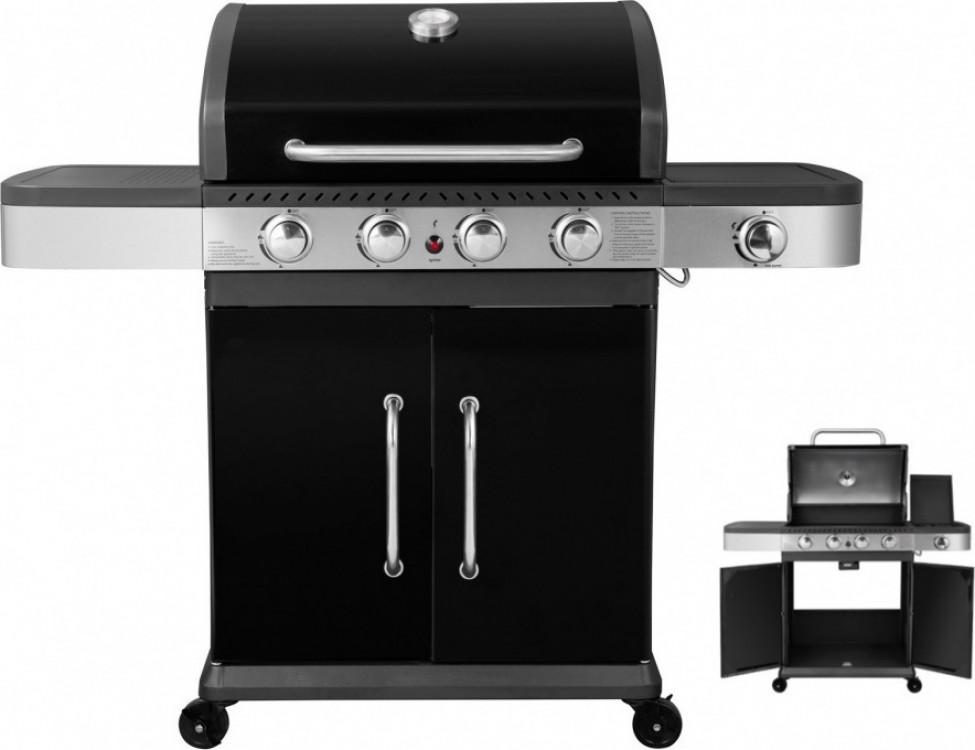 Gas Barbecue Unimac 661316 with Hob