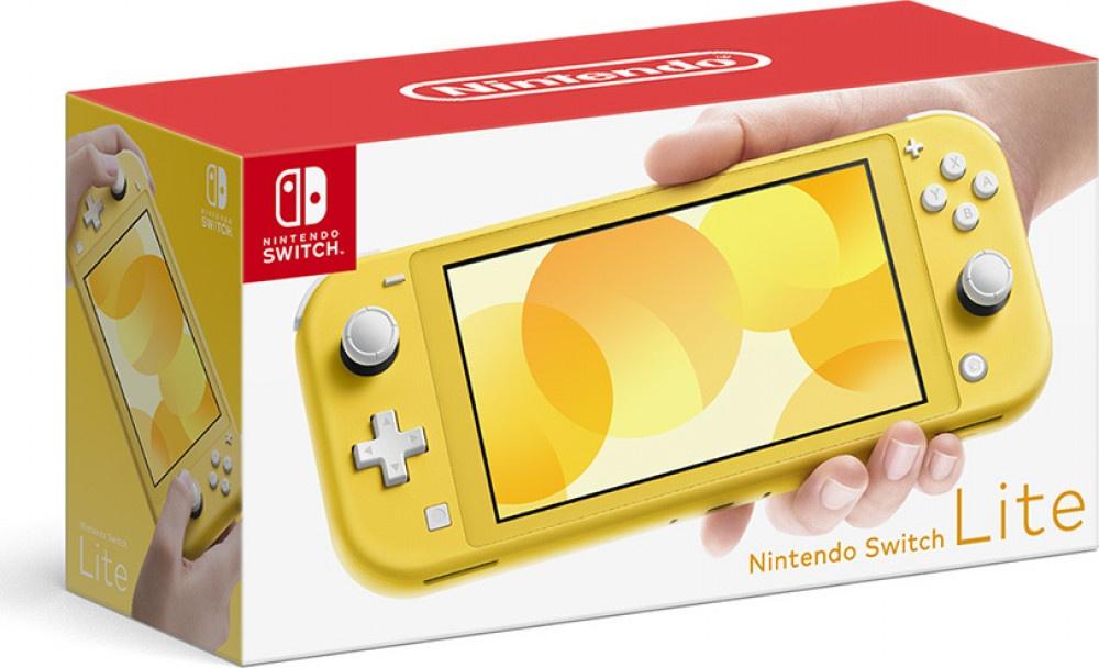 Κονσόλα Nintendo Switch Lite Yellow