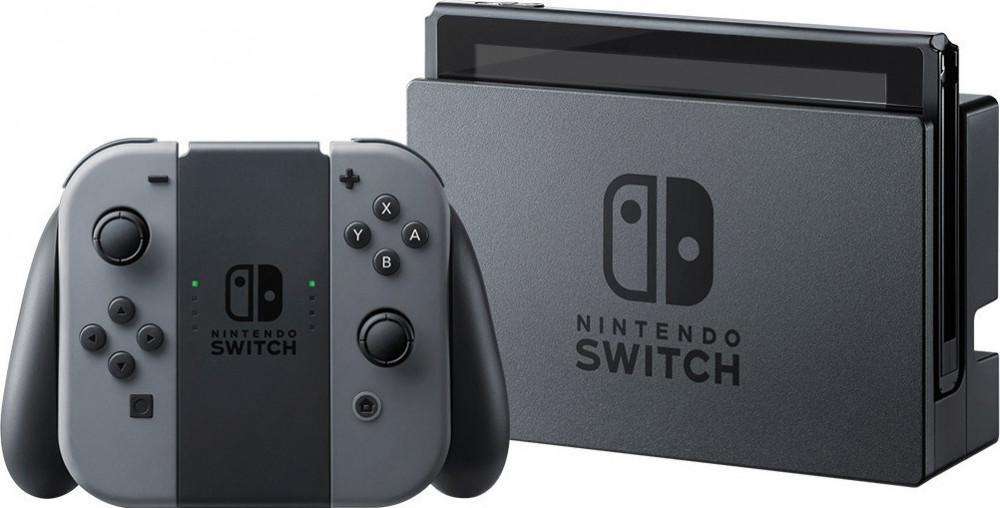 Console Nintendo Switch Joy-Con Grey