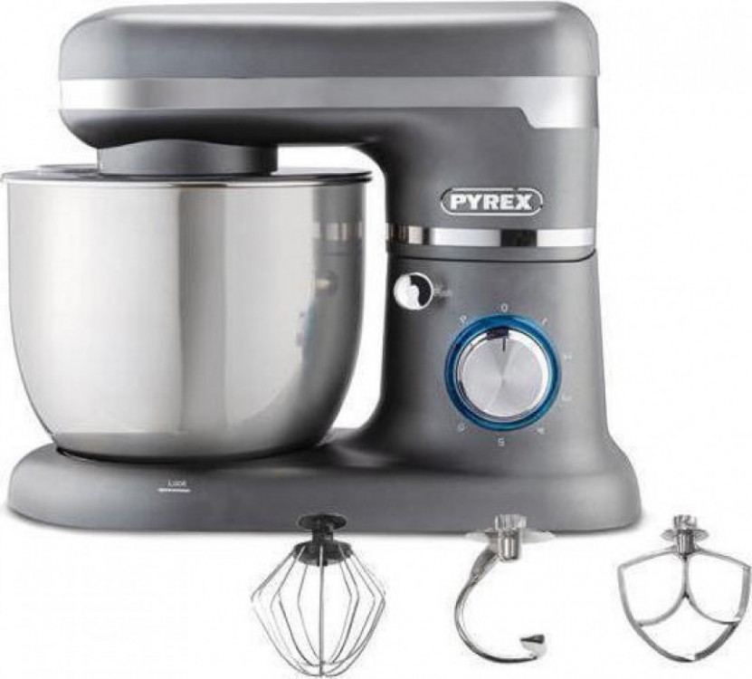 Κitchen Machine Pyrex SB-1010 Silver