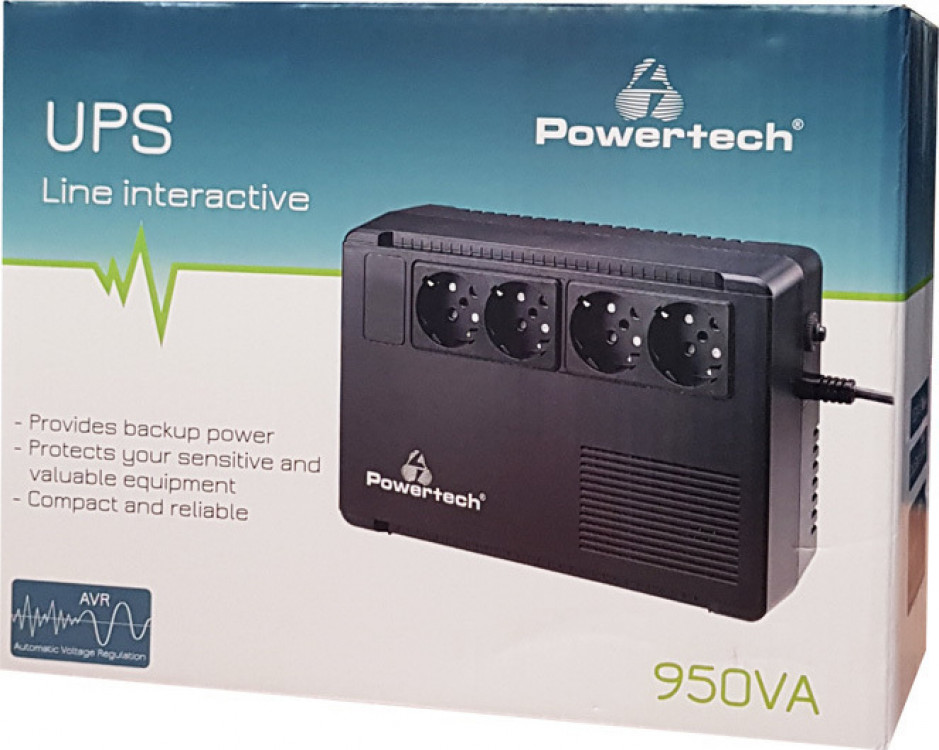 UPS Powertech 950VA PT-950C
