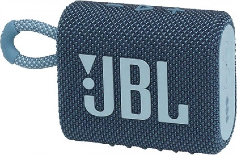 Speaker Bluetooth JBL Go 3 Blue