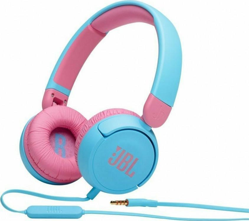 Παιδικά Headphones JBL JR 310 Blue-Pink