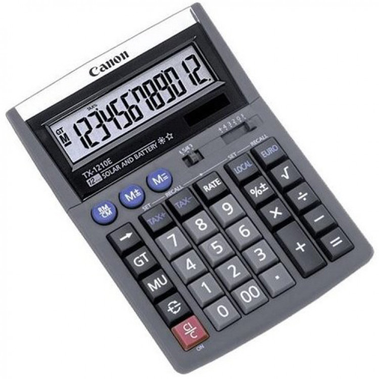 Calculator Canon TX-1210E