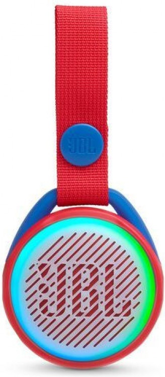 Speaker Bluetooth JBL JR Pop Red