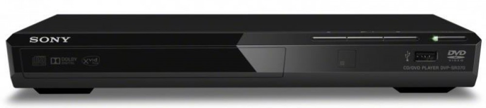 DVD Player Sony DVPSR370B