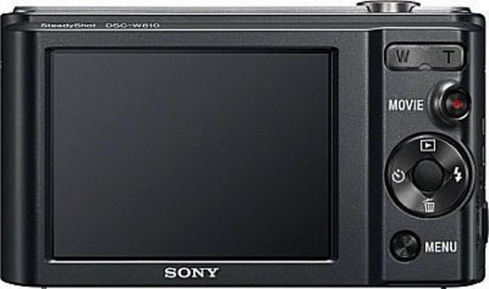 Φωτογραφική Μηχανή Sony DSCW810B Black