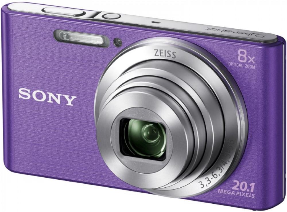 Camera Sony DSCW830V Violet