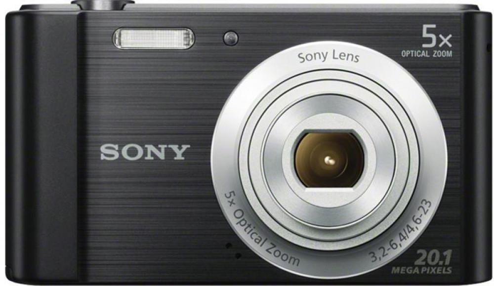 Φωτογραφική Μηχανή Sony DSCW800B Black