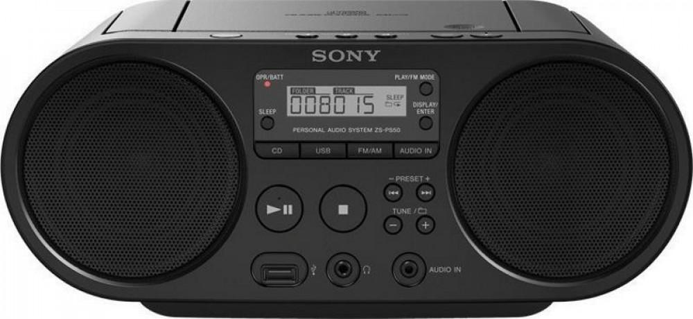 Portable Radio-CD Sony ZSPS50Β