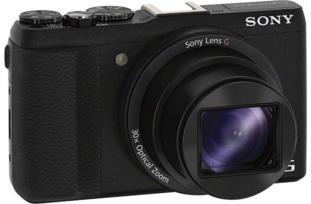 Camera Sony DSCHX60B Black