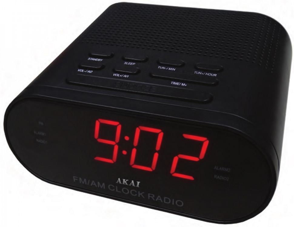 Radio Alarm Clock Akai ACR002A-219