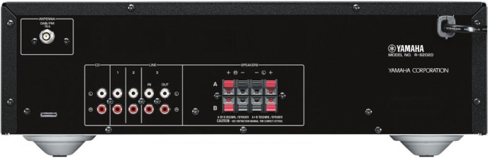 Radio Amplifier Yamaha R-S202D (B) DAB