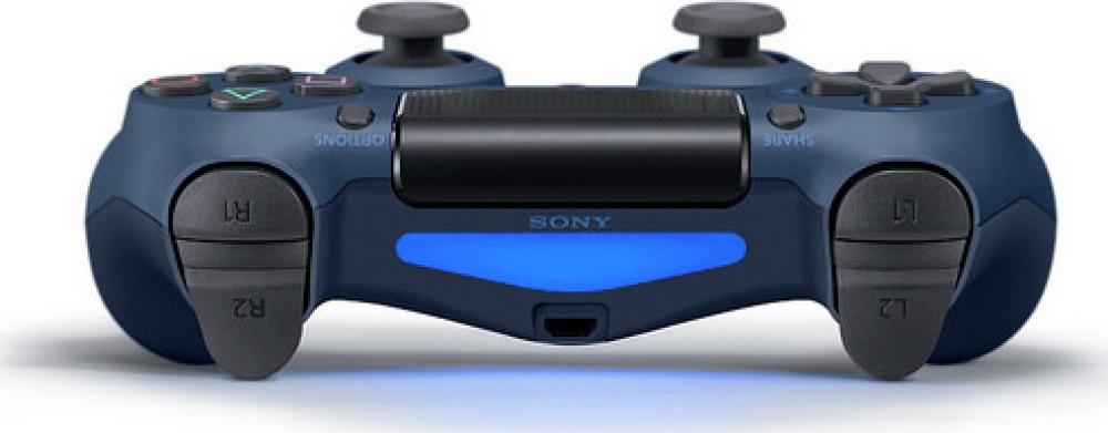 Controller Sony PS4 Dualshock V2 Midnight Blue