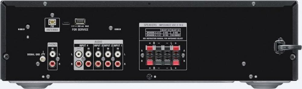 Stereo Receiver Sony STRDH190