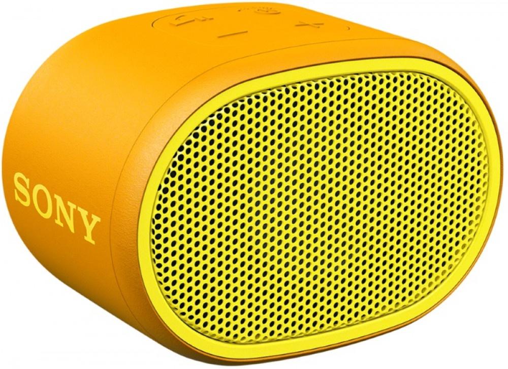 Ηχείο Bluetooth Sony SRSXB01Y Yellow