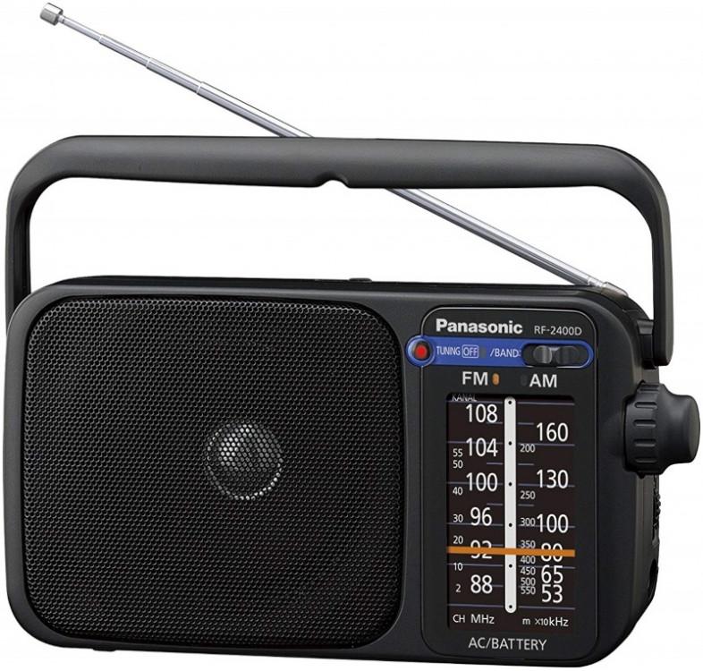 Radio Analog Panasonic RF-2400DEG-K