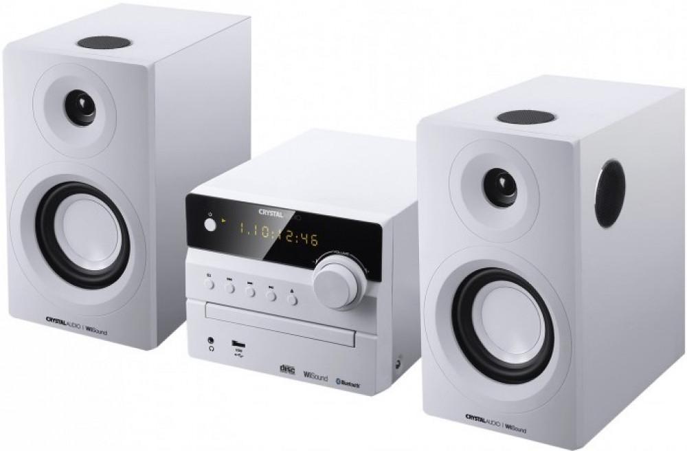 Sound System Crystal Audio Mini HIFI360W White