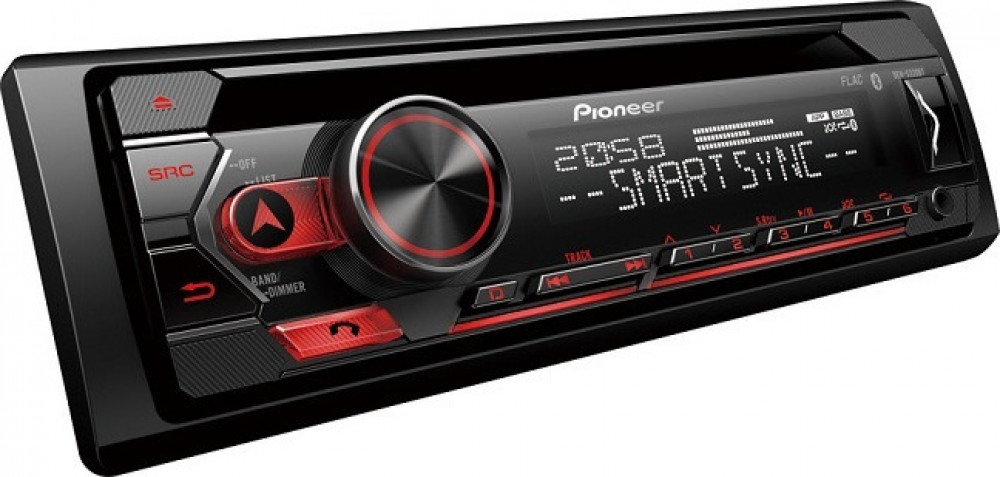 Car Audio CD Pioneer DEH-S320BT