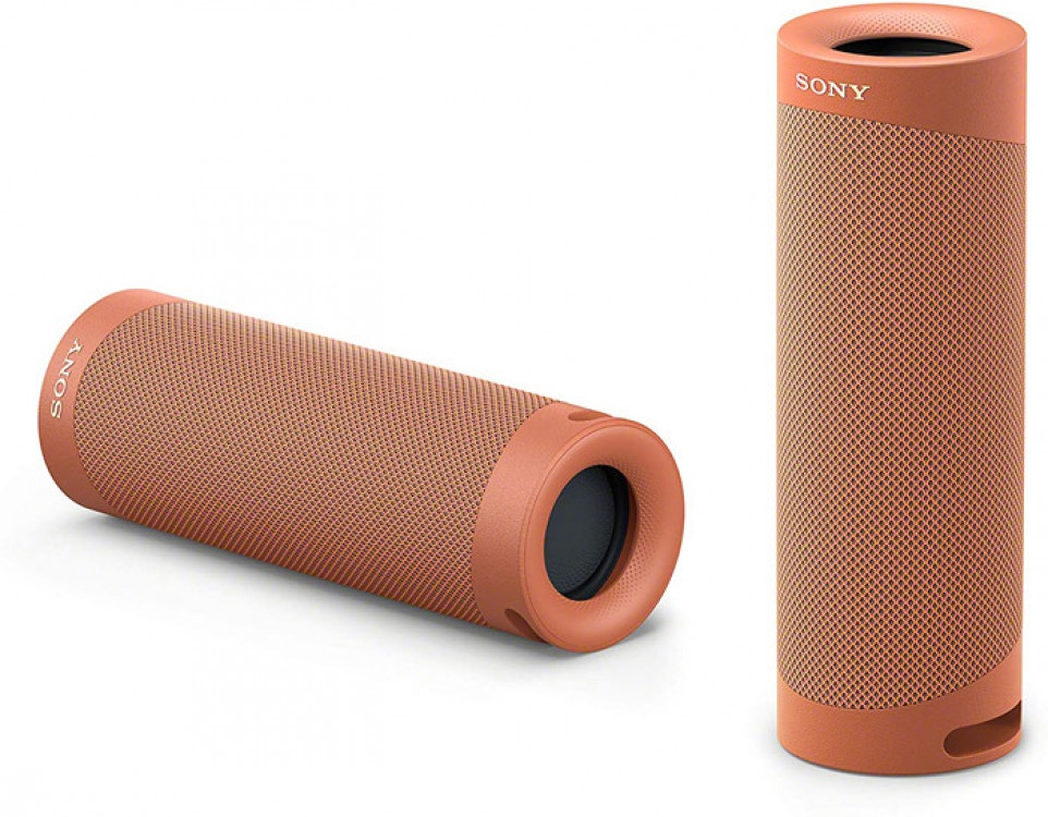 Speaker Bluetooth Sony SRSXB23R Red