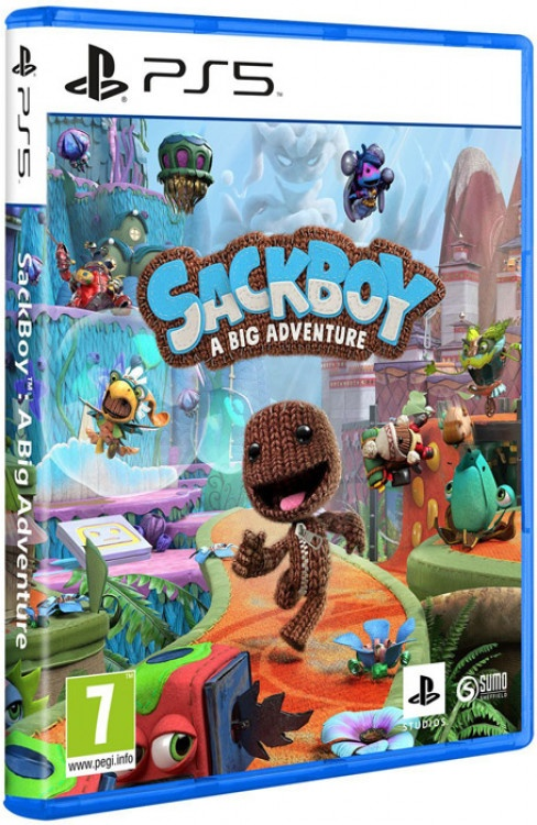 PS5 Sackboy A Big Adventure