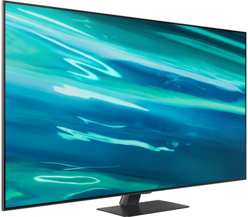 "TV Samsung QLED QE50Q80A 50"" Smart 4K"