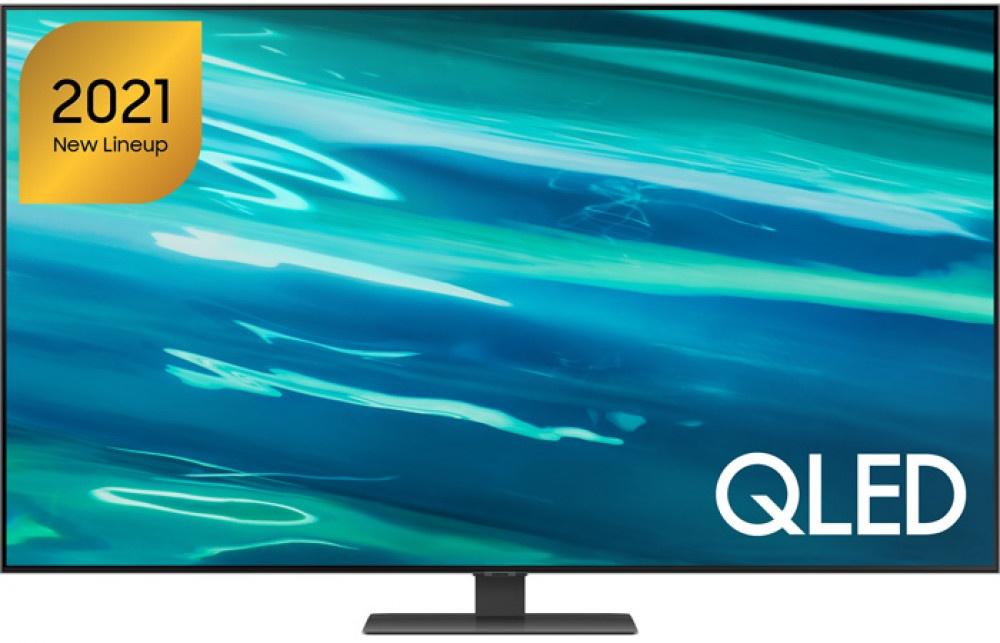 "TV Samsung QLED QE75Q80A 75"" Smart 4K"