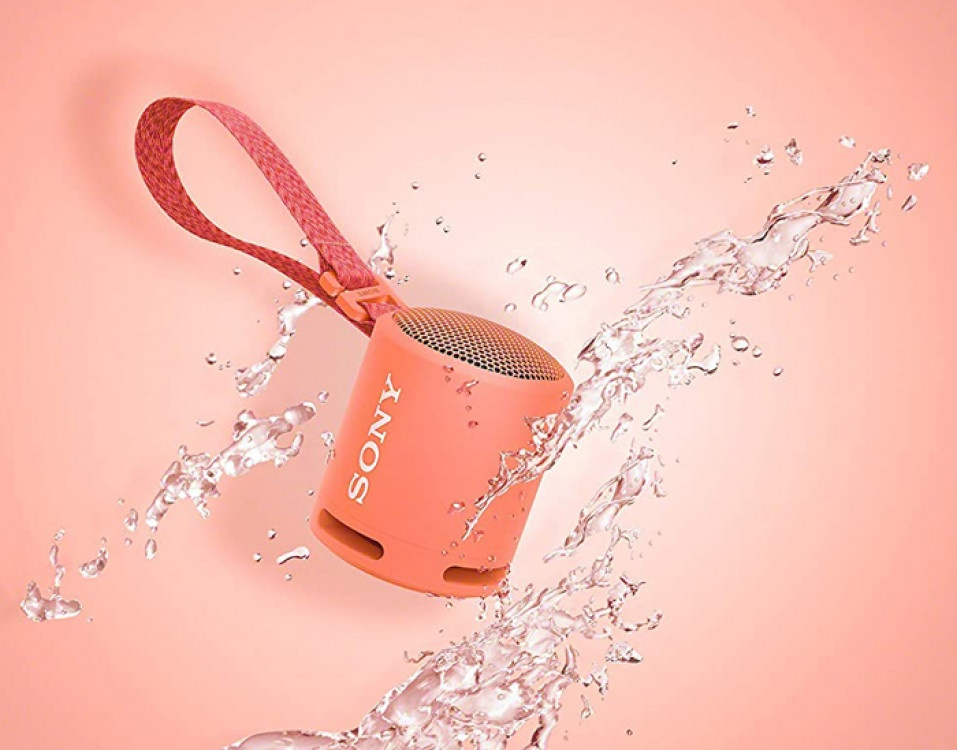 Ηχείο Bluetooth Sony SRSXB13P Coral Pink
