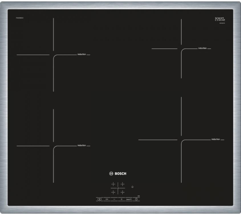 Εστία Επαγωγική Bosch PIE645BB1E Αυτόνομη
