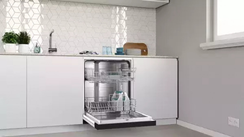 Πλυντήριο Πιάτων Εντοιχιζόμενο Pitsos 60cm DIF60I00 Inox (Wi-Fi)