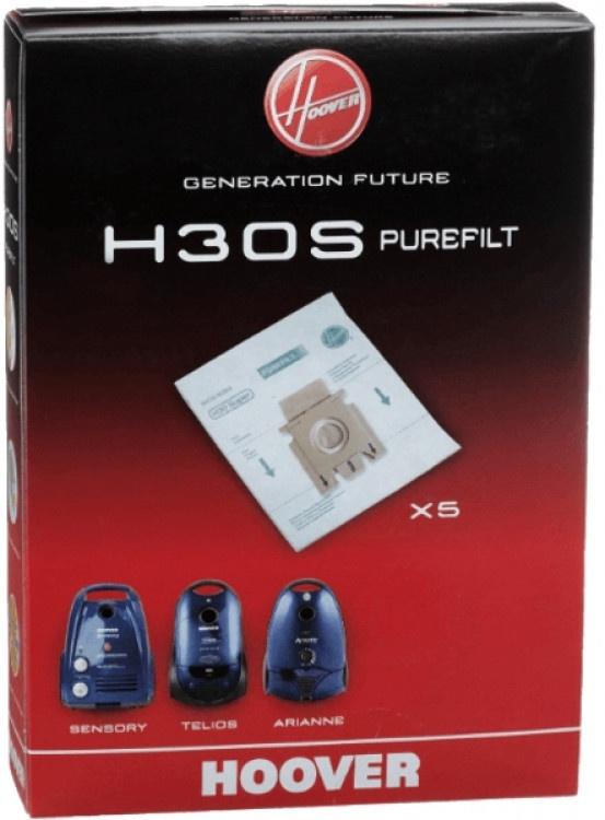 Σακούλες σκούπας Hoover H30S Telios
