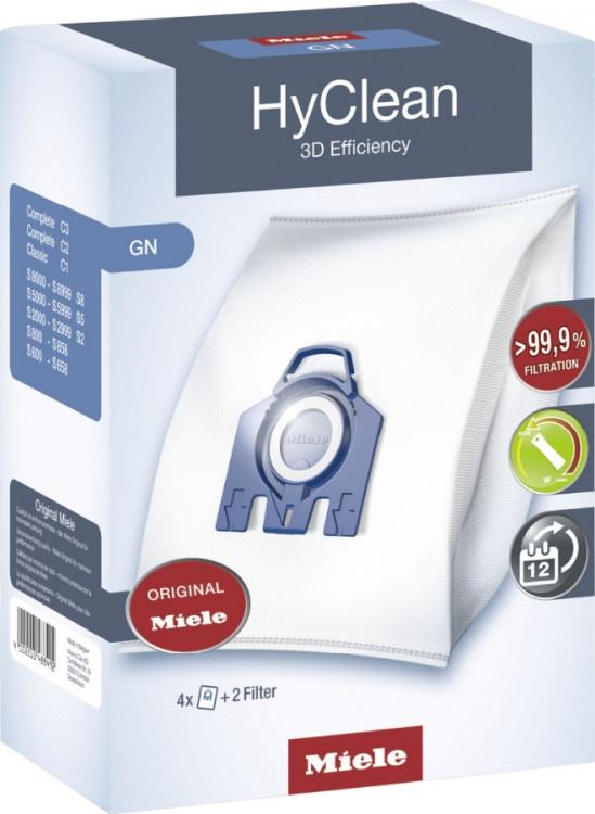Σακούλες σκούπας Miele G/N HyClean 3D