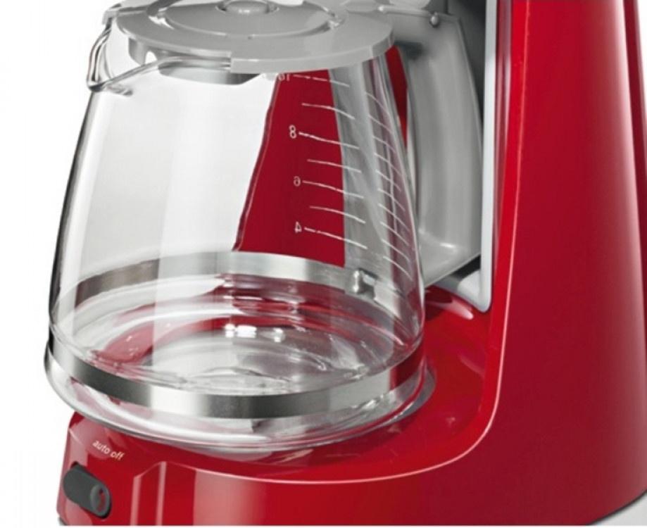 Καφετιέρα Φίλτρου Bosch TKA3A034 Κόκκινη