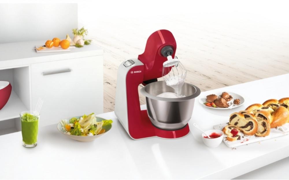 Κουζινομηχανή Bosch MUM 58720 Κόκκινη