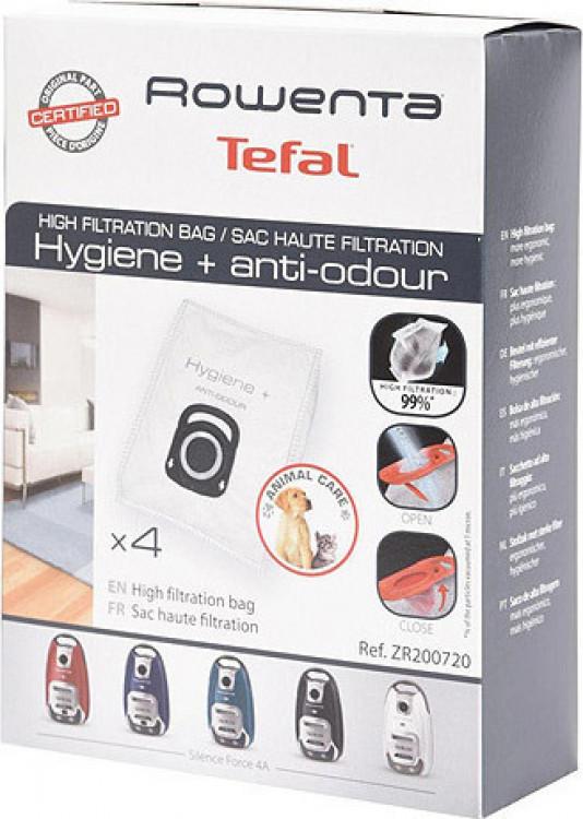Σακούλες σκούπας Rowenta ZR200720 Hygiene Antiodoor