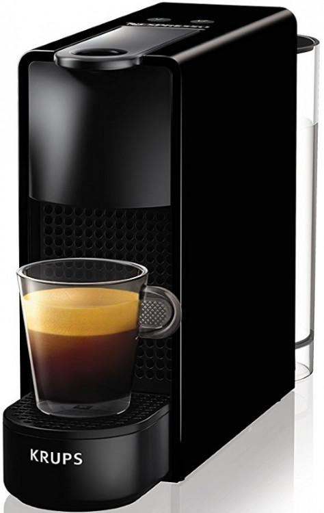 Καφετιέρα Nespresso Krups XN1118S Aer.Essenza Μαύρη