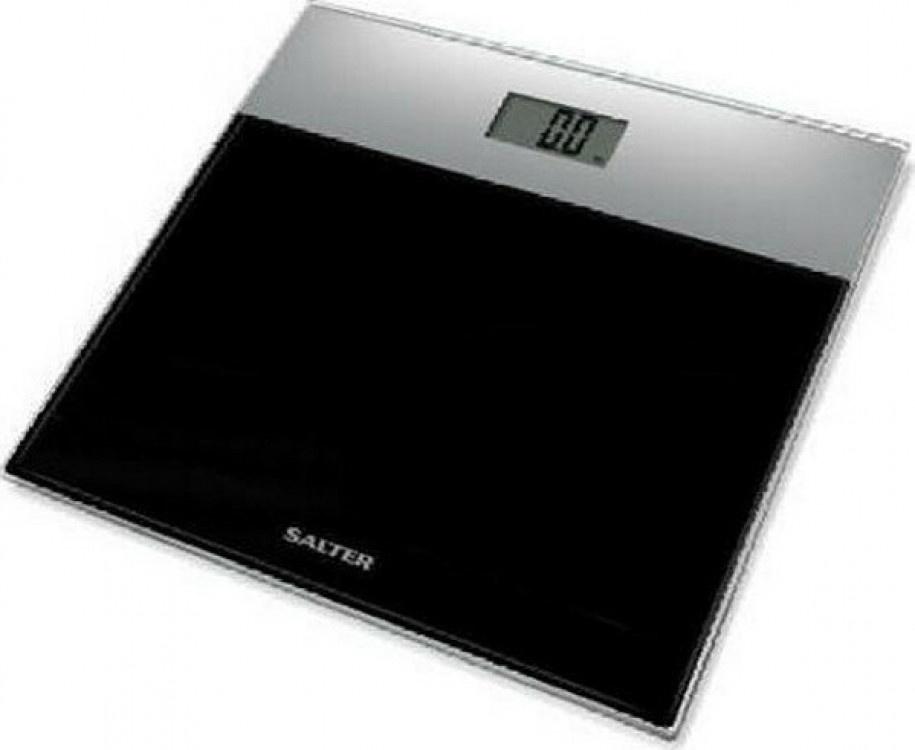Ζυγαριά Μπάνιου Salter 9206SVBK3R Μαύρη