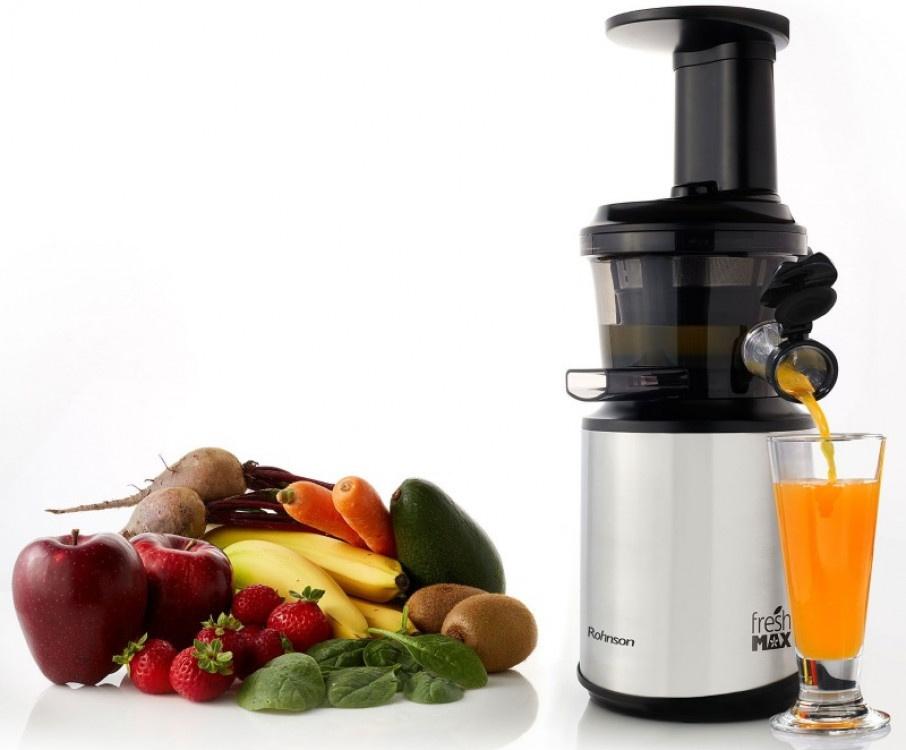 Πρέσσα Φρούτων-Λαχανικών Rohnson R-460