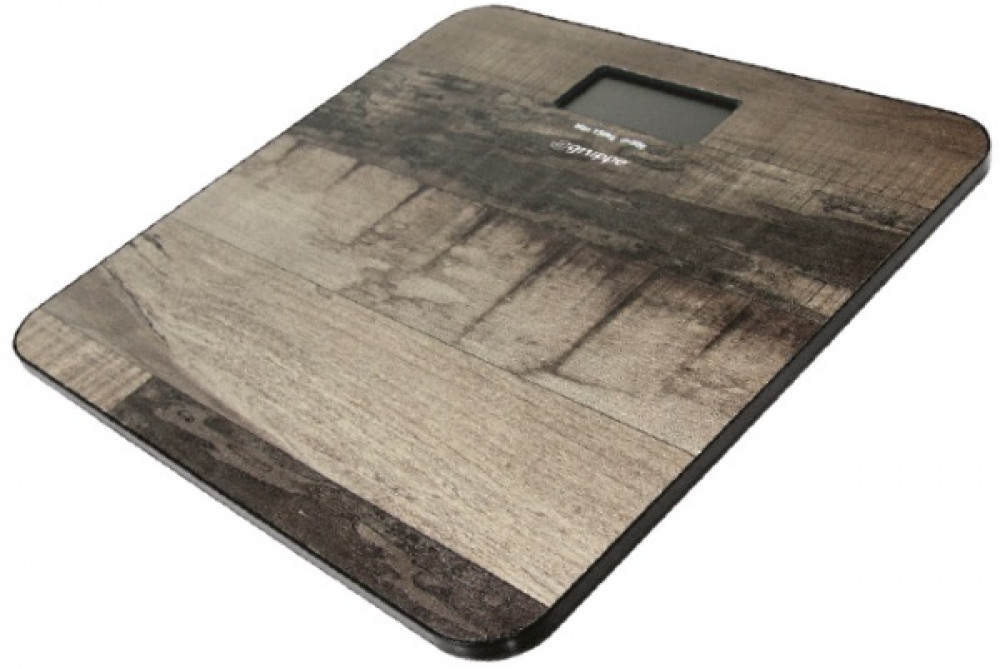 Ζυγαριά Μπάνιου Gruppe YHB 1447 Dark Wood