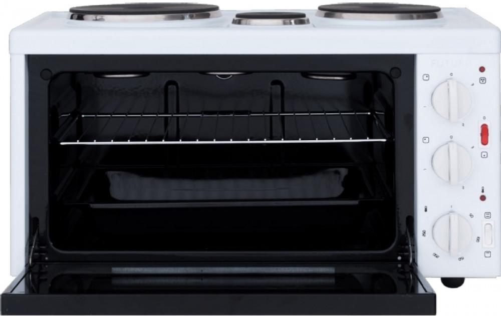 Κουζινάκι 3 εστ.Davoline EC450 (Μεγ.Μεσ.Μικρ.)