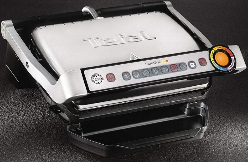 Τοστιέρα-Γκριλιέρα Tefal GC712D